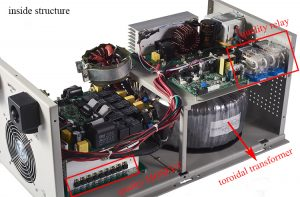 Inverter Low frequency